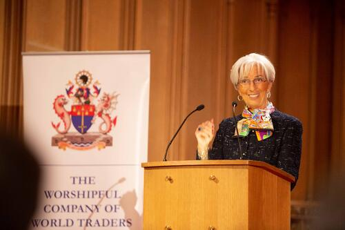 Tacitus Lecture Christine Lagarde