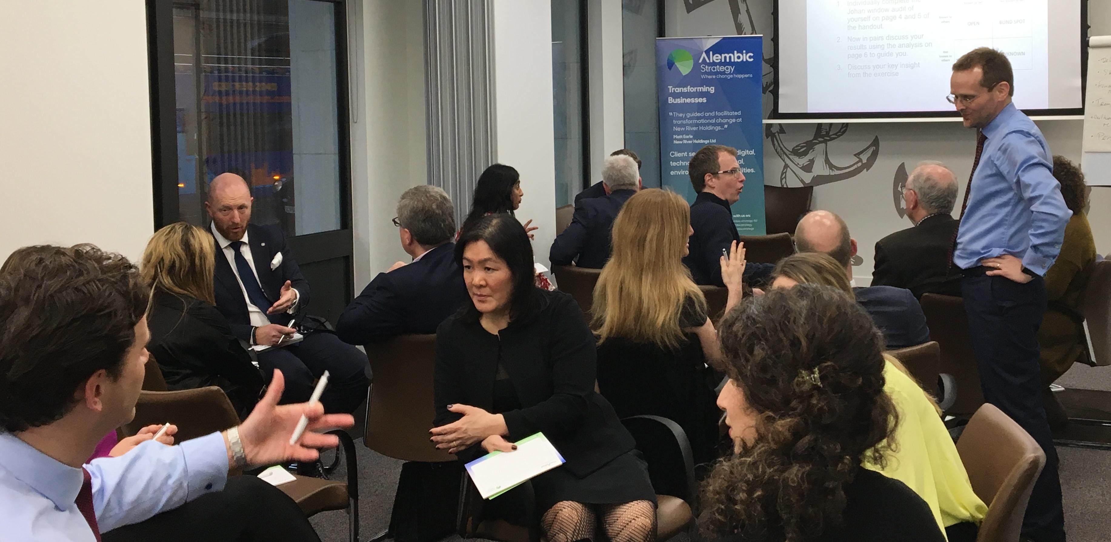 London Leaders' Forum January 2018