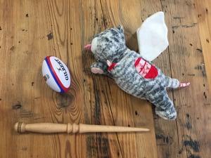 Dropped ball, magic wand, dead cat